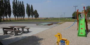 Úprava sportovního areálu SDH v Desné u Litomyšle